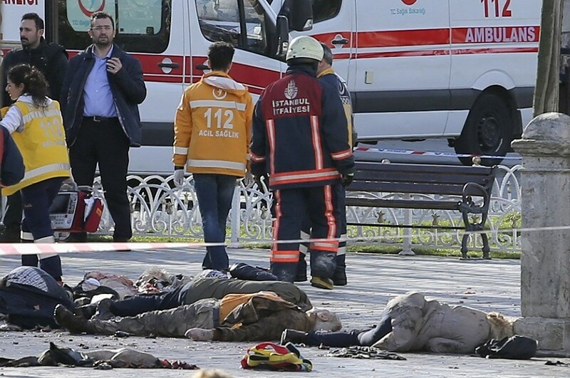 Istanbul attack 1