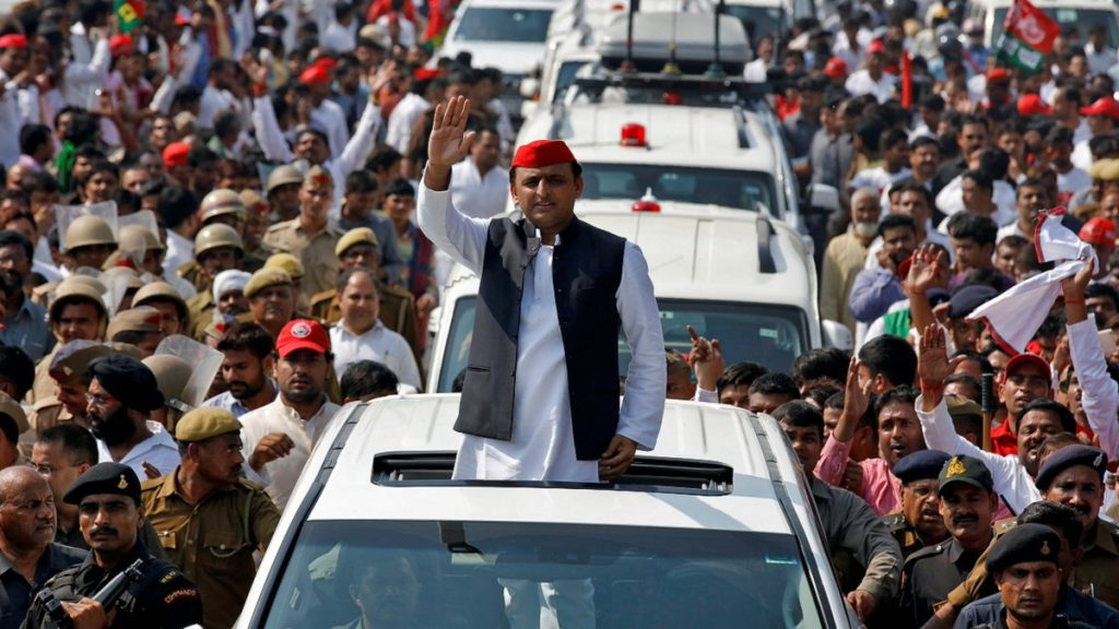 UP Elections Samajwadi Party Akhilesh Yadav