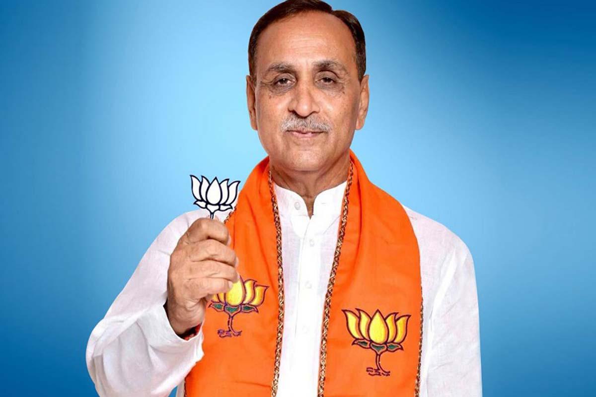 Vijay Rupani, the New Gujarat CM (The Matchbox.co)